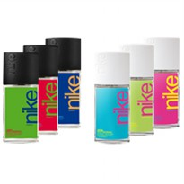 Nike Deo Perfumes - Nike Colour Natural Deo Spray Man & Woman 75ml