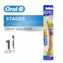 Oral B Sikat Gigi Stages 1