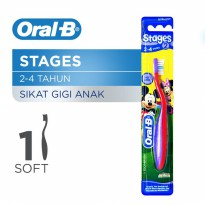 Oral B Sikat Gigi Stages 2