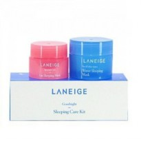Laneige Goodnight Sleeping Care Kit | Water Sleeping Mask | Lip Mask