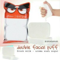 PUFF FACIAL DOUBLE RASA SUSU B2086