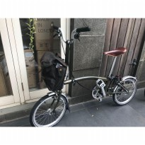 Brompton M6L Barbour Edition 2017 Brand New - Factory Defect