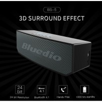 [ORIGINAL] BLUETOOTH SPEAKER BLUEDIO BS-5 3D SURROUND