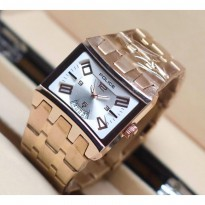 Police - PC2097-BW -Stainless Steel Case Stainless (Gold White)