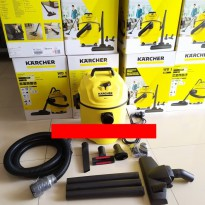 KARCHER WD HOME VACUUM CLEANER WET AND DRY new