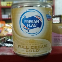 Bendera Full Cream Gold Can