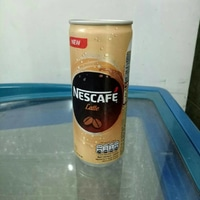 Kopi Nescafe Latte Can