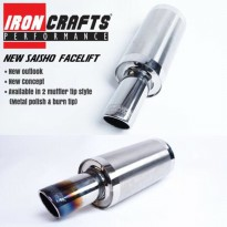 Ironcrafts Saisho Facelift Metal Polished