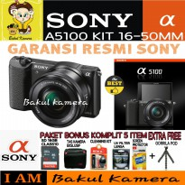 (Best Deals) SONY ALPHA A5100 KIT 16-50MM / SONY A5100 / A5100