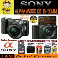 (Best Deals) SONY ALPHA A5000 KIT 16-50mm / SONY ALPHA A5000 / ALPHA A5000