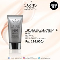 Caring By Biokos Timeless Illuminate BB Cream