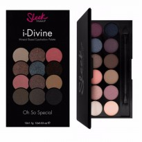 Sleek iDivine i-Divine Eyeshadow Pallete Ori UK 100% by Sleek make up#Garden Of Eden