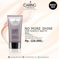 Caring By Biokos No More Shine BB Cream