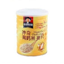 Quaker Magic Calcium Whole Oats 700 gram