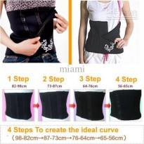 4 Step Slimming Belt