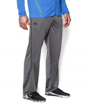 Training Under Armour Relentless Warm-Up Straight Leg Pants Original Abu-Abu