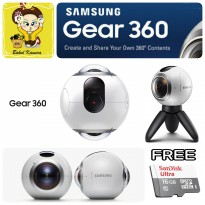 (Best Deals) SAMSUNG GEAR 360 / KAMERA SAMSUNG 360
