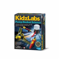 4M Kids Labs/ Pump Rocket Science 3355