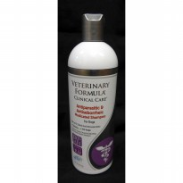 Shampoo Veterinary Formula Antiparasitic & Antiseborrheic 473ml 01315