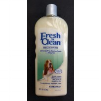 Shampoo Anjing Fresh N Clean Oatmeal N Baking Soda 533ml
