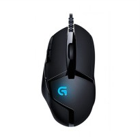 [Logitech] G402 Hyperion Fury Ultra Fast FPS Hitam Gaming Mouse