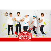 Big Bang K pop Digital Poster 15cm x 20cm