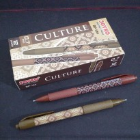 [12 pcs] Pulpen Joyko Culture Batik BP-184 atk