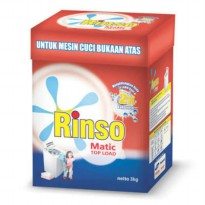 RINSO MATIC TOP LOAD 3 kg