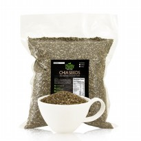 Healthy Corner - Natural Black Chiaseed (Chia Seed) 1000 gr
