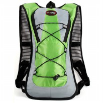 Hotspeed Tas Gunung Hiking Waterproof - Green