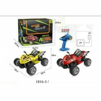 RC Car Crawler / Truggy / Buggy ALL TERRAIN 2WD 2,4GHZ SPEED CAR