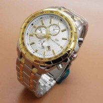 FORTUNER ORI ANTI AIR CHRONO VARIASI GOLD SILVER LINGKAR GOLD