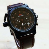 QUICKSILVER CHRONO JALAN DARK BROWN