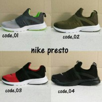 Sepatu nike air presto nike presto Slip On Men New