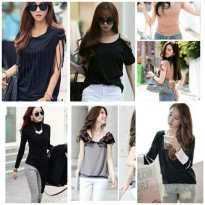 [Best Seller] Mix Variant Fashion Top