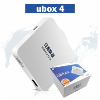 Unblock TV Box Ubox 4 Android 5.1