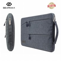 tas laptop gearmax sleeve / bag for macbook 11-13 inch
