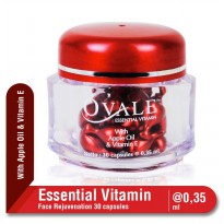 Essential Vitamin Rejuvenation Jar 30 capsules @0,35mL