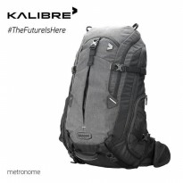 Kalibre Metronom 01 Tas Ransel Gunung Outdoor Adventure Misty Grey Abu Tua 910316-002