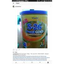 S26 PROMIL GOLD 400gr
