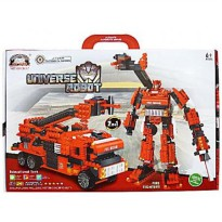 Ultimate Autobots Fire Fighters SJ0028