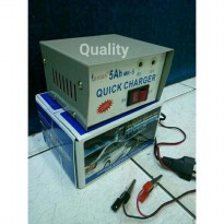 Cas/ Chas/ Charger Aki Accu Mobil Motor 5 A Ampere Rayden