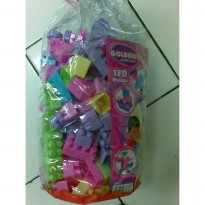Block Goldkids 170 pcs SJ0028