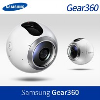 [SAMSUNG] Galaxy Gear 360 / SM-C200 / 360-degrees Cam / Spherical Camera / Time Lapse Video
