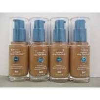 COVERGIRL Outlast Stay Fabulous 3-in-1 Foundation + SPF20 100% Ori by COVERGIRL US#855