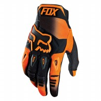 Glove / Sarung Tangan FOX PAWTECTOR 2015 ORANGE / SARUNG TANGAN MOTOR / GLOVE / OUTDOOR / TOURING