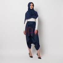 COVERING STORY Benicia Pants Black [One Size]