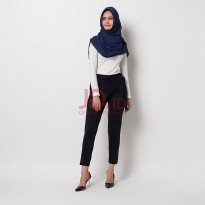 COVERING STORY Avala Pants Dark Blue [One Size]