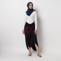 COVERING STORY Nikkie Pants Black [One Size]