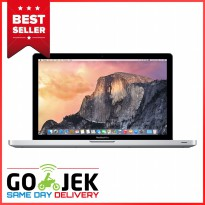 Apple MacBook Pro 2015 MJLQ2 - 15' 2.2Ghz Quadcore i7 RAM 16GB SSD 256GB - Garansi Resmi Apple - CPO